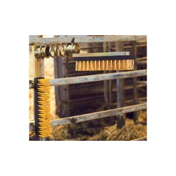 Cow Brush Complete (Mounting Frame & 2 Brushes)