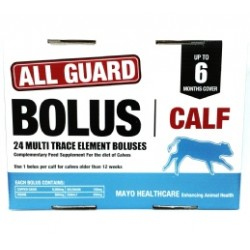 All Guard Bolus for Calves 24s
