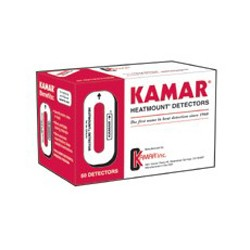 Kamar Heat Detector Patches 25s